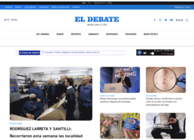 eldebate.com.ar