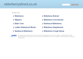 elderberrydirect.co.uk