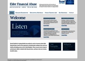 elderfinancialabuse.co.uk