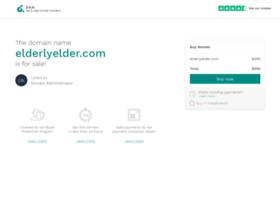 elderlyelder.com