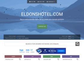 eldonshotel.com