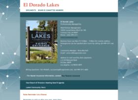 eldoradolakes.net