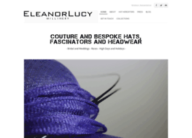 eleanorlucymillinery.co.uk