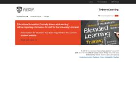 elearn.usyd.edu.au