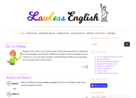 elearnenglishlanguage.com