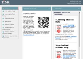 elearning.fidm.edu