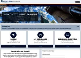 elearning.ggu.edu