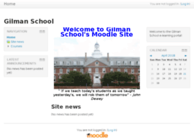 elearning.gilman.edu