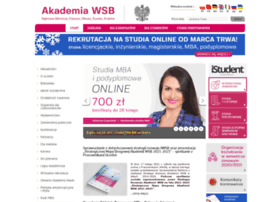 elearning.wsb.edu.pl