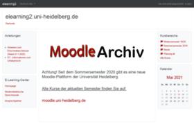 elearning2.uni-heidelberg.de