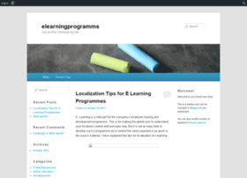 elearningprocess.edublogs.org
