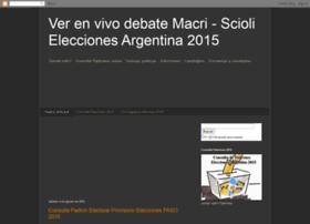 elecciones2011online.blogspot.com.ar