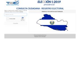 elecciones2015.tse.gob.sv