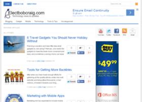 electbobcraig.com