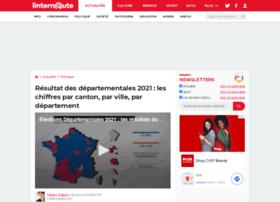 election-departementale.linternaute.com