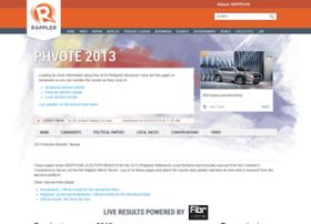 election-results.rappler.com