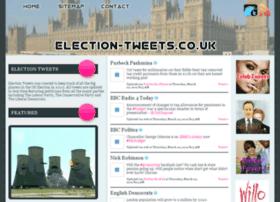election-tweets.co.uk