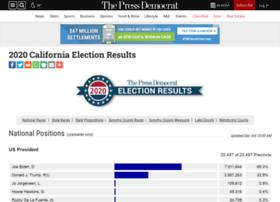 election.pressdemocrat.com