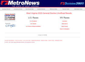 election.wvmetronews.com