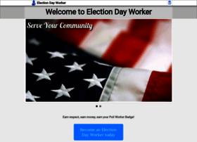 electiondayworker.com