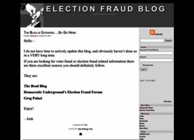 electionfraudblog.com