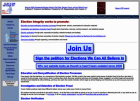 electionintegrity.org