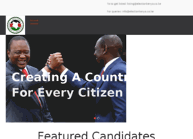 electionkenya.co.ke