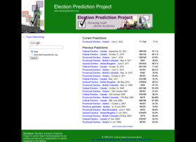 electionprediction.org