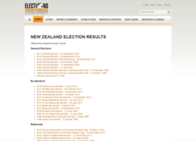 electionresults.govt.nz