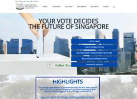 elections.gov.sg