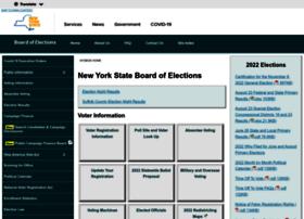 elections.ny.gov