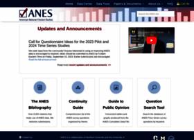 electionstudies.org