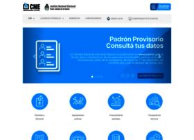 electoral.gob.ar