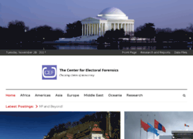 electoralforensics.org