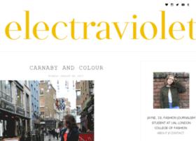 electraviolet.co.uk