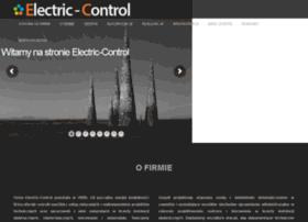 electric-control.pl