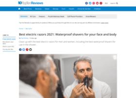 electric-head-shaver-review.toptenreviews.com