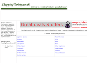 electrical-appliance-brand.shoppingvariety.co.uk