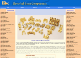 electrical-brass-components.com