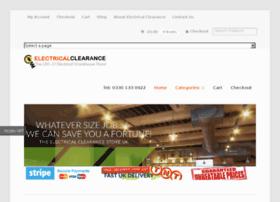 electricalclearancestore.co.uk
