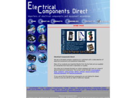 electricalcomponentsdirect.co.uk