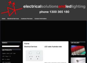 electricalsolutionsandleds.com