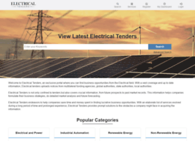 electricaltenders.com