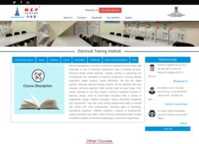 electricaltraininginstitute.co.in