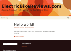 electricbikereviews.com