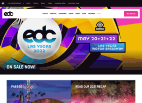 electricdaisycarnival.co.uk