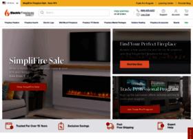 electricfireplacesdirect.com