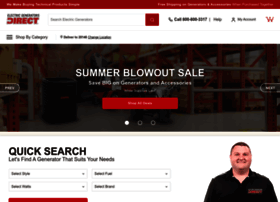 electricgeneratorsdirect.com