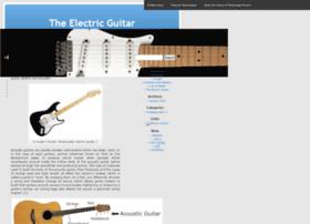 electricguitar.umwblogs.org