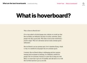 electrichoverboardguide.com